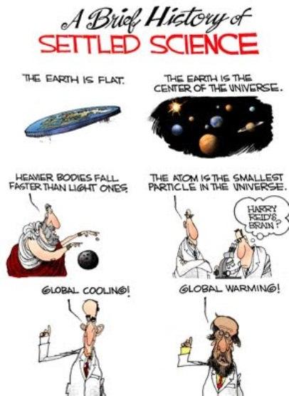 Settled Science