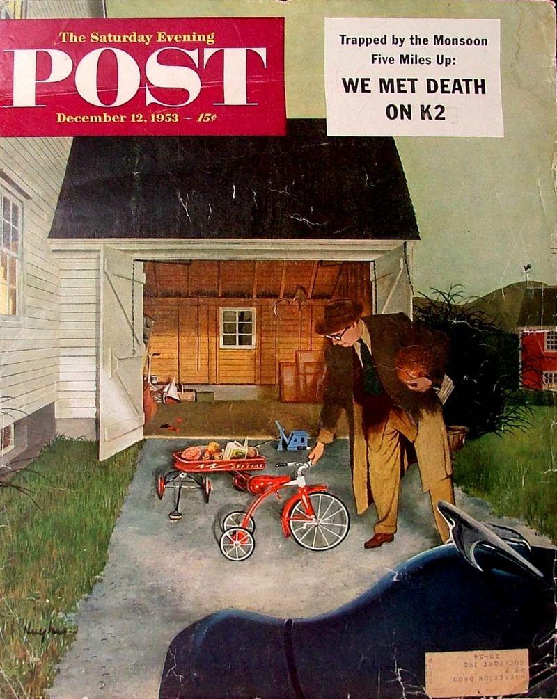 1953-12-12LG Don't Block the Driveway - George Hughes