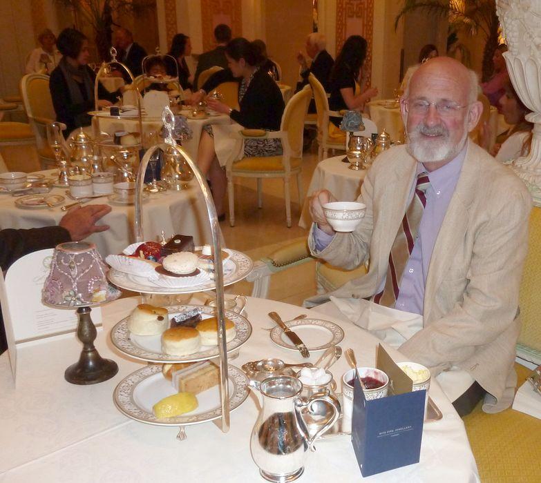 P1000521 Tea at the Ritz