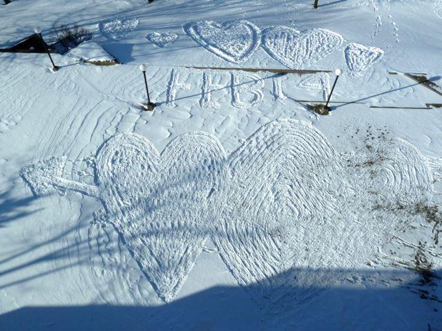 P1000979 Valentine stomp art