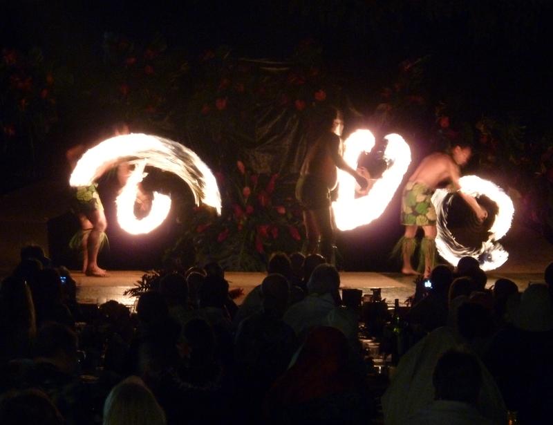 P1020137 Three Samoan FireDancers