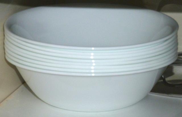 P1020325 Corelle bowls
