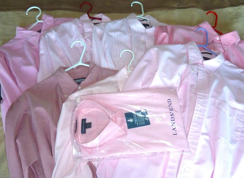 P1020530 Pink Shirts