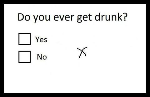 Drunkballot