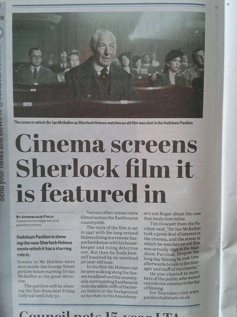 Sherlock Eastbourne