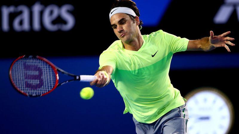 Federer Neon Yellow