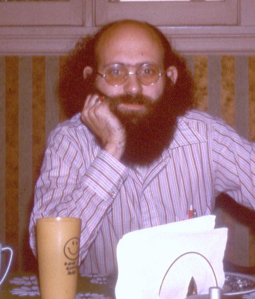 John, summer 1974